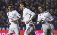 El Madrid evita la capitulación de penalti
