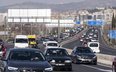 Así se nota el 'efecto metro' en el tráfico de la Circunvalación