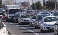 La Circunvalación: un accidente con heridos cada tres días