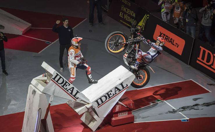 Las mejores imágenes del Campeonato del Mundo de X-Trial en Granada