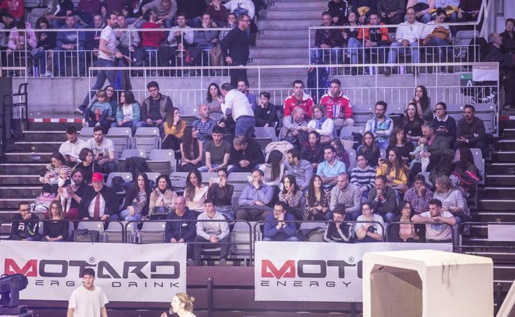 Búscate en la grada del Campeonato del Mundo de X-Trial de Granada