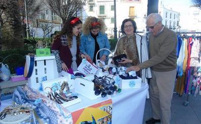 Quesada celebra con animación y excelente tiempo su III Feria Outlet