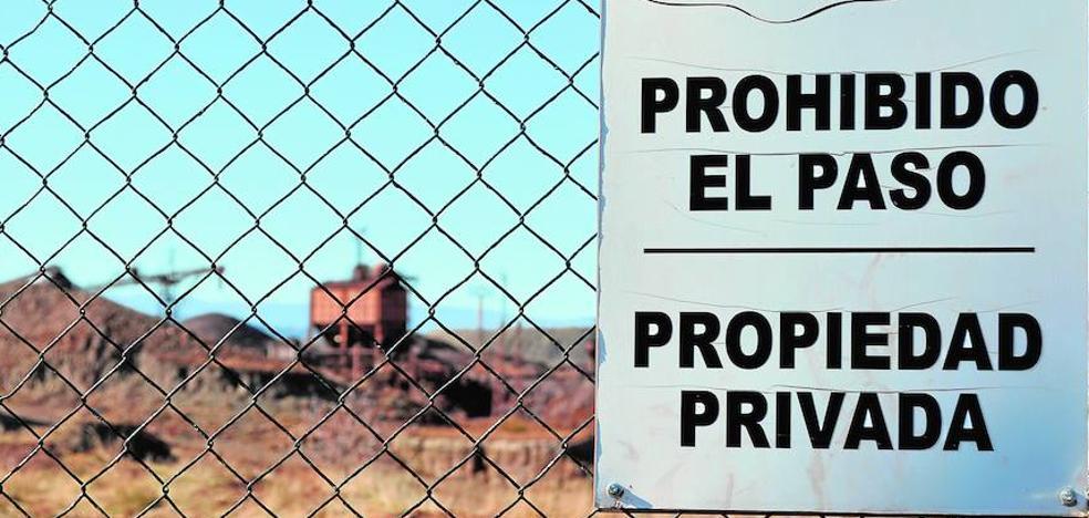 Las minas de Alquife siguen cerradas dos años después de que la Junta anunciara su reapertura
