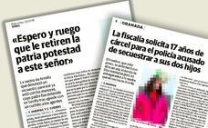 Rechazan anular la causa para el expolicía acusado de retener a sus hijos en Sevilla