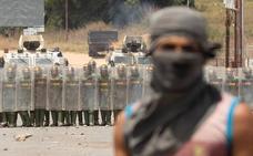 La UE llama a evitar una intervención militar en Venezuela