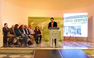Reyes señala las políticas sociales como «pilar fundamental» de este mandato de la Diputación de Jaén