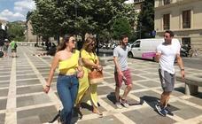 Verano adelantado en pleno febrero en Granada el fin de semana