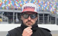 Fernando Alonso llevará el dorsal 66 en las 500 Millas de Indianápolis