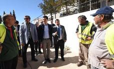 La Diputación invierte más de 440.000 euros en obras y espacios públicos de Ugíjar