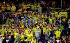 La Marea Amarilla contará con cerca de 1.000 aficionados en Valencia