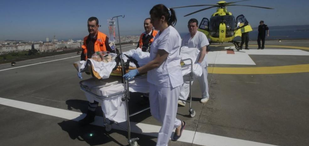 Un hombre salva la vida en Badajoz gracias a una operación de 40.000 euros y se queja porque tuvo que compartir habitación