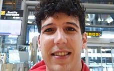 La «pesadilla» termina y Álvaro Carrión vuelve a casa
