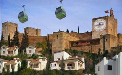 La historia tras la imagen 'exagerada' de Granada que se ha hecho viral
