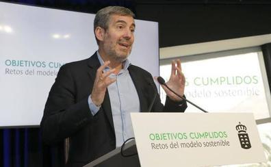 El presidente de Canarias, investigado por el 'caso Grúas'