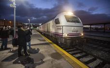 «El tren es una mentira»