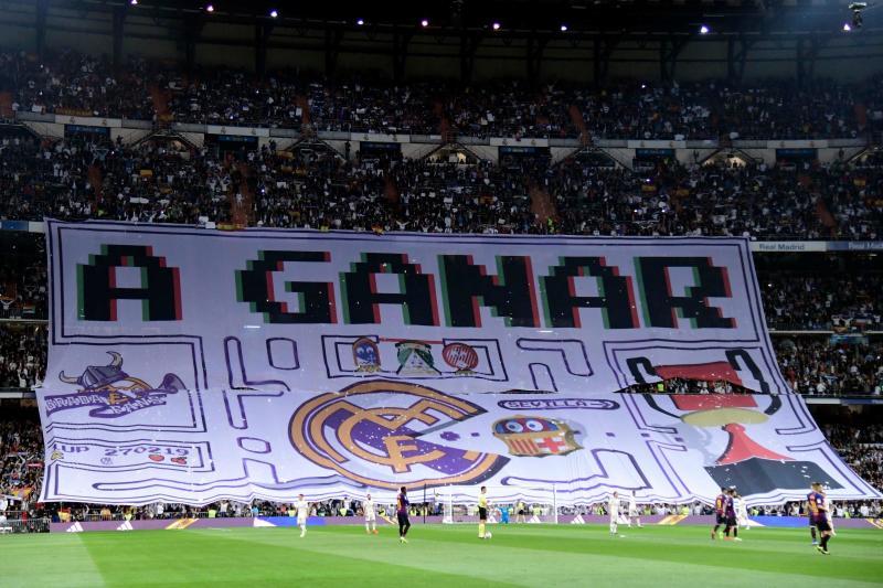 Las mejores imágenes del Real Madrid-Barcelona
