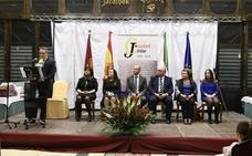Reconocimiento a la sociedad en los actos del centenario de Jódar