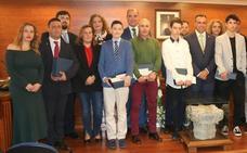 Alhendín entrega sus honores y distinciones en el Día de Andalucía