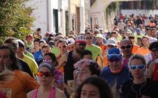 La Carrera de la Naranja reúne a 350 corredores en el Valle de Lecrín
