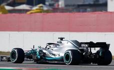 Mercedes no hace ruido… pero supera las 1.000 vueltas
