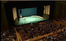Sigue en directo la ceremonia de entrega de las medallas de Andalucía