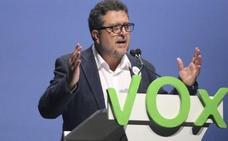 Vox preferiría no celebrar el 28-F: «Va contra la igualdad de todos los españoles»