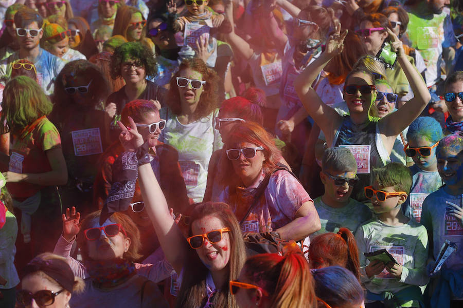 Encuéntrate en la 'Colour Run' de Motril (III)