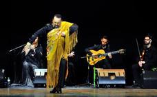 El Cervantes se llenó de flamenco en el Día de Andalucía