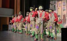 El Viejo verde y Los auténticos Correcaminos ganan el carnaval de Jaén, que sale ya a la calle
