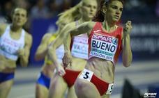 Una heroica Laura Bueno roza la final en Glasgow