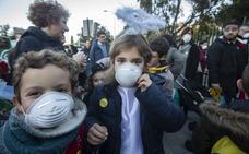 Niños y ancianos son los más vulnerables a la contaminación