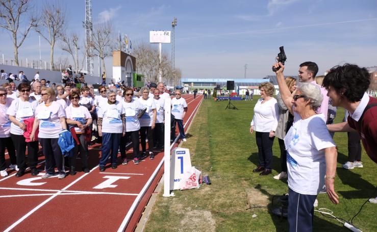 Maracena estrena pista de atletismo