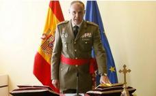 El teniente general Jerónimo de Gregorio, nuevo jefe del Madoc