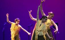 Granada presume de cantera flamenca