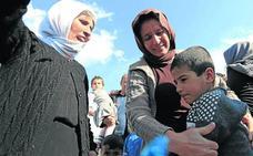 Los primeros yazidíes regresan a casa tras cuatro años de secuestro