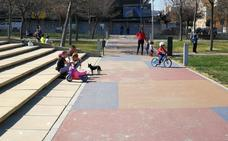 Tiempo primaveral para disfrutar de los parques