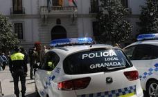 «Gracias a la Policía Local de Granada por el trato a mi madre, víctima de una ratera»
