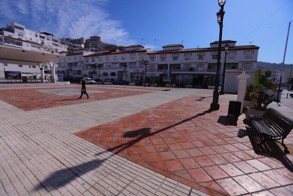 La plaza de la Independencia de La Herradura afronta su reforma