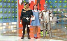 'La ruleta de la suerte' celebra el carnaval