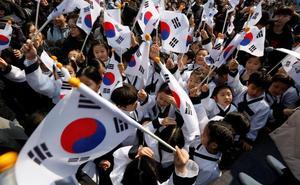 La gran celebración de Corea del Sur, un siglo después
