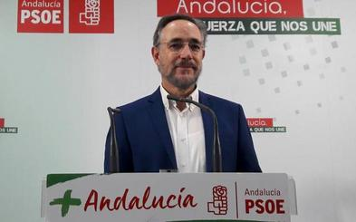 Felipe López: «El alcalde miente, el tranvía no se ha puesto por el PP»
