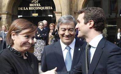 Casado reedita su alianza con Foro Asturias, UPN y PAR en plena división de la derecha