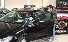 Sorpresa con los coches más vendidos en Jaén