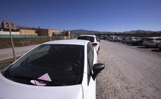Multas diarias en un aparcamiento prohibido de Motril