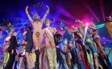 Así es Chuchi, la 'diosa hindú' ganadora del carnaval 'drag' canario