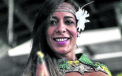 Marcelly Morena, primera 'passista' transgénero del sambódromo