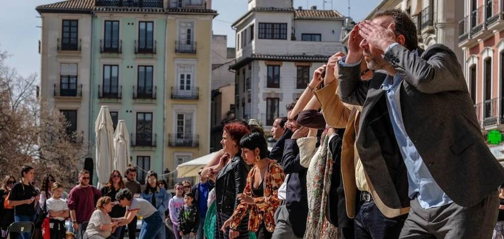Teatro y danza contra el acoso callejero a las mujeres