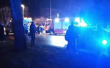 Un choque entre dos vehículos deja cinco heridos leves en Molino Nuevo