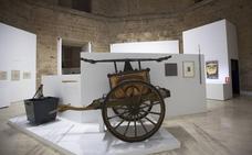 La Alhambra organiza visitas guiadas gratuitas a la exposición Monumento y Modernidad