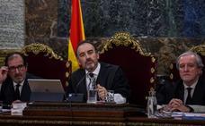 La secretaria judicial relata al tribunal del 'procés' las 15 horas de asedio del 20-S